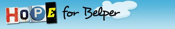 Hope for Belper logo
